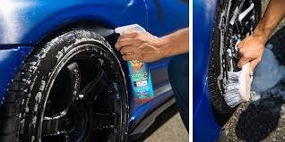 Chemical guys sticky wheel cleaner