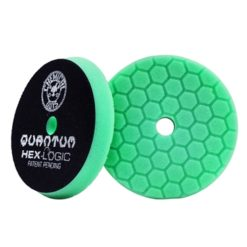 Chemical guys green polishing pad