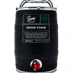Sam's Detailing Snow Foam Keg, the perfect pre wash solution at an affordable price.
