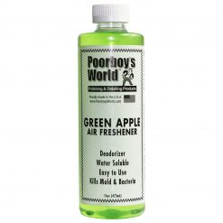 Poorboys Apple Green Air Freshener
